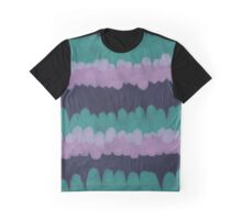 Squiggle abstract artwork Graphic T-Shirt