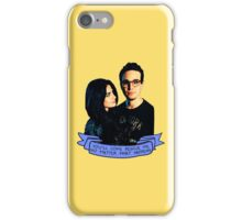 Isabelle & Simon iPhone Case/Skin