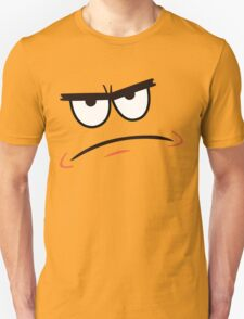 Patrick Star Angry Face Unisex T-Shirt
