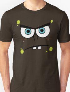 Spongebob Angry Face Unisex T-Shirt