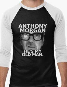 Anthony Morgan - He's My Old Man Men's Baseball ¾ T-Shirt