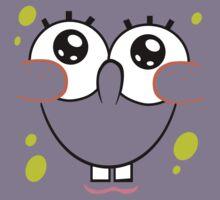 Spongebob Cute Face Kids Tee