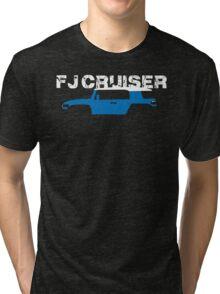 FJ Cruiser Tri-blend T-Shirt