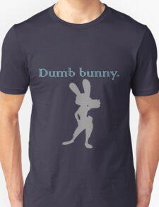 Zootopia / Zootropolis - Judy Hopps Dumb Bunny Unisex T-Shirt