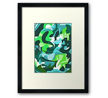 Underwaters Framed Print