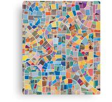 collage me Canvas Print