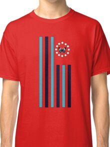 Butterfly - Flag Classic T-Shirt