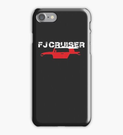 FJ Cruiser  iPhone Case/Skin