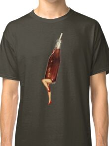Let's All Go to the Lobby - Soda Girl Classic T-Shirt