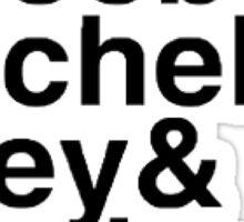 Friends - Names  Sticker