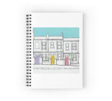 Clifton Street Spiral Notebook
