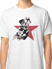 Josuke Higashikata - Jojo's Bizarre Adventure Classic T-Shirt