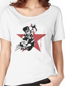 Josuke Higashikata - Jojo's Bizarre Adventure Women's Relaxed Fit T-Shirt