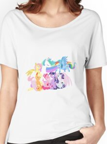 Equestria's Harmony Women's Relaxed Fit T-Shirt