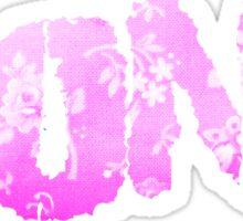 SONE Snsd logo Sticker