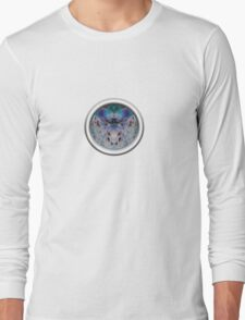 Paua Shell  Long Sleeve T-Shirt