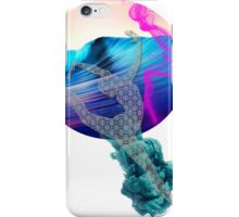 Knit  foam Ballerina iPhone Case/Skin