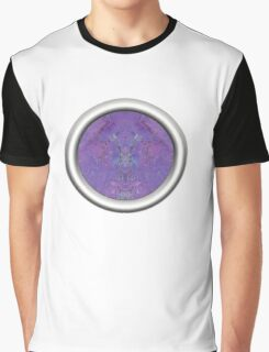 Purple People Eater Graphic T-Shirt
