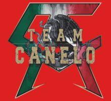 Canelo Saul Alvarez boxer Logo (T-shirt, Phone Case & more) Baby Tee