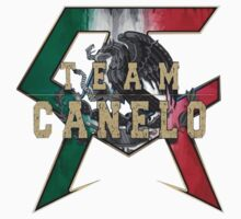Canelo Saul Alvarez boxer Logo (T-shirt, Phone Case & more) One Piece - Short Sleeve