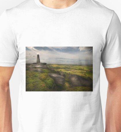 Wainman's Pinnacle - Yorkshire Unisex T-Shirt