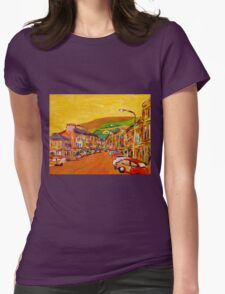 Bantry, Cork Womens Fitted T-Shirt