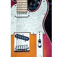 Fender Telecaster  Photographic Print