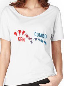 Ken Combo Shirt Women's Relaxed Fit T-Shirt