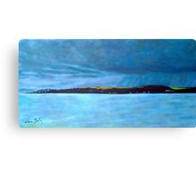 Ballycotton, Rain and Shine - Cork Canvas Print