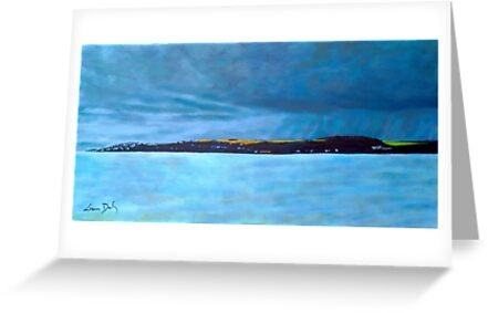 Ballycotton, Rain and Shine - Cork by eolai