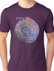 Intimacy = INTO MY SEA Unisex T-Shirt