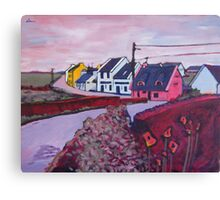 Doolin 1 - Clare Canvas Print