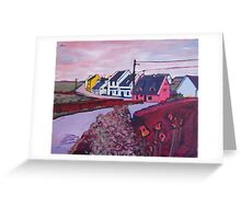 Doolin 1 - Clare Greeting Card