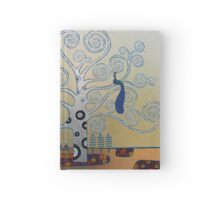 Gustavs Garden Hardcover Journal