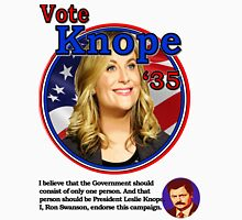 Vote Knope for President Unisex T-Shirt