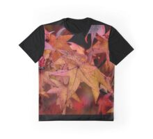 AUTUMN LEAVES - MT WILSON NSW Graphic T-Shirt
