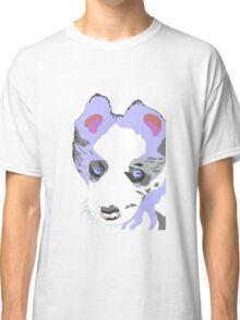Collie Puppy blue merle Classic T-Shirt