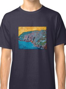 Slieve League, Donegal Classic T-Shirt