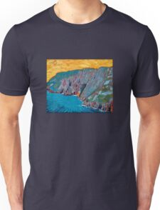Slieve League, Donegal Unisex T-Shirt