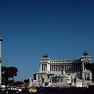 Victor Emmanuel Memorial, Rome Italy 19840719 0038  by Fred Mitchell