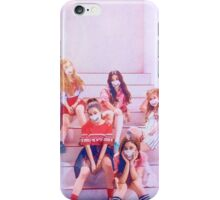 RED VELVET / DUMB DUMB / OT5 / WATERCOLOR iPhone Case/Skin
