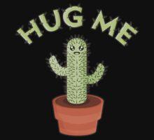 Hug me - Cactus Baby Tee