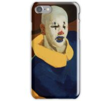 vintage famous art - John Everett Millais - George Luks A Clown iPhone Case/Skin