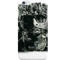 Layers Royce Da 5'9 Layer iPhone Case/Skin