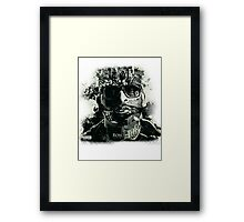 Layers Royce Da 5'9 Layer Framed Print