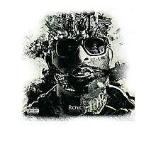 Layers Royce Da 5'9 Layer Photographic Print