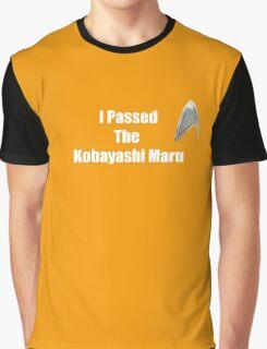 I Passed (white) Graphic T-Shirt