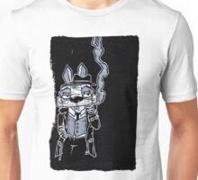 Blake Burns Detective Bunny Unisex T-Shirt