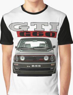 VW Golf GTI G60 Graphic T-Shirt