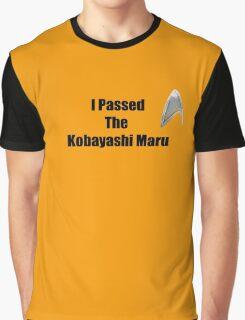 I Passed Graphic T-Shirt